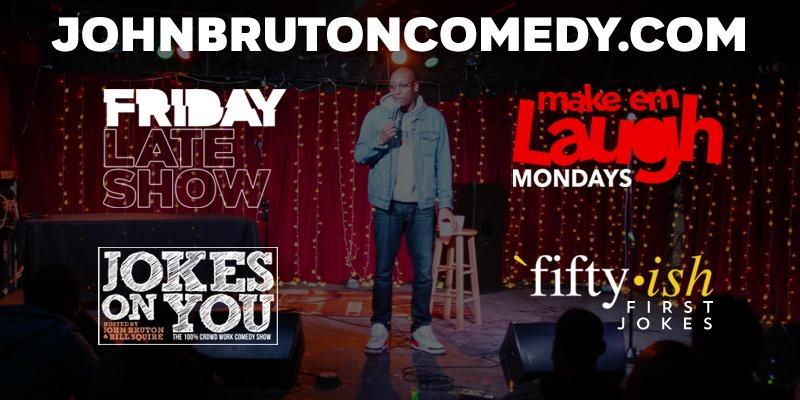 jbruton comedy web copy